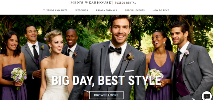 Wedding Tux Rental.The 10 Best Sites For Renting Wedding Tuxedos Completely Online